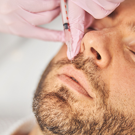 medycyna estetyczna - usta i nos